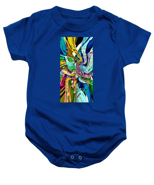 String Theory Baby Onesie