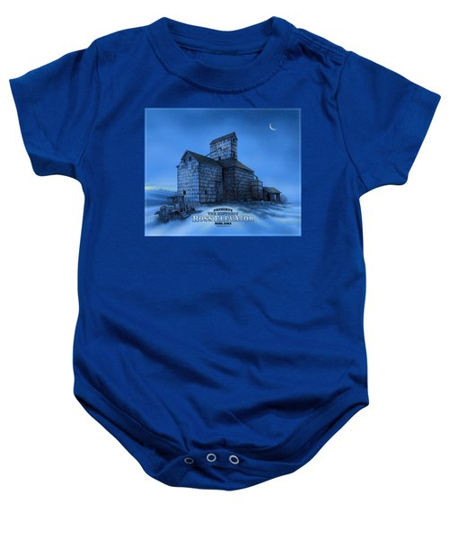 The Ross Elevator Version 3 Baby Onesie