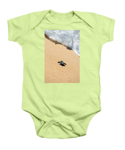 Almost Home Baby Onesie by Sebastian Musial