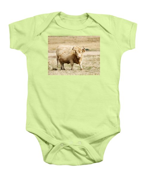Blondie Baby Onesie by Marilyn Hunt
