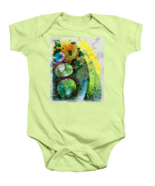 Kernodle On The Half Shell Baby Onesie