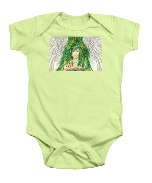 King Crai'riain Portrait Baby Onesie