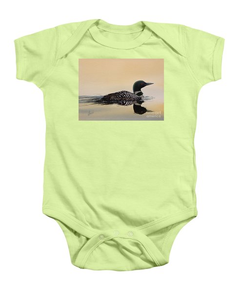 Nature So Fair Baby Onesie