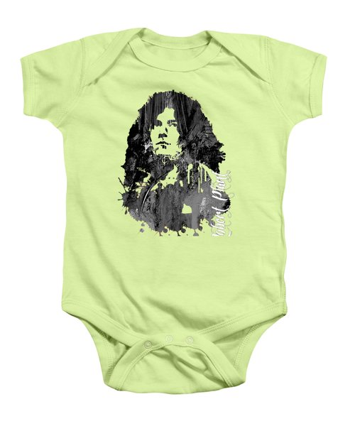 Robert Plant Collection Baby Onesie
