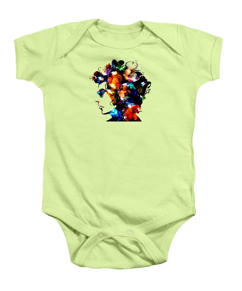 Bob Dylan Collection Baby Onesie