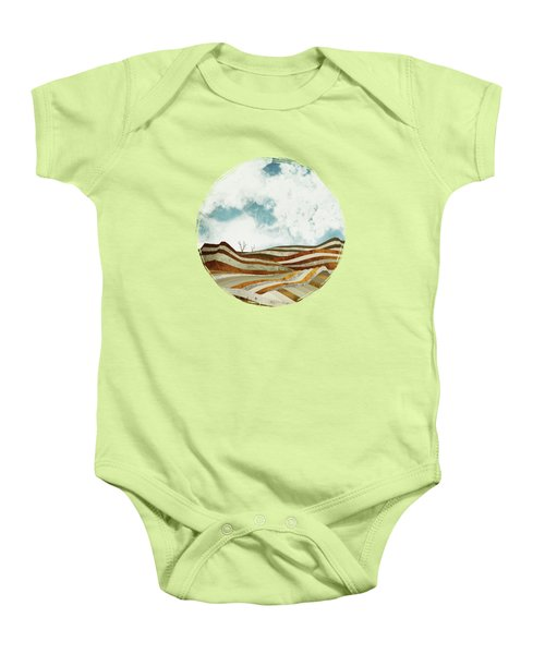 Desert Calm Baby Onesie by Spacefrog Designs