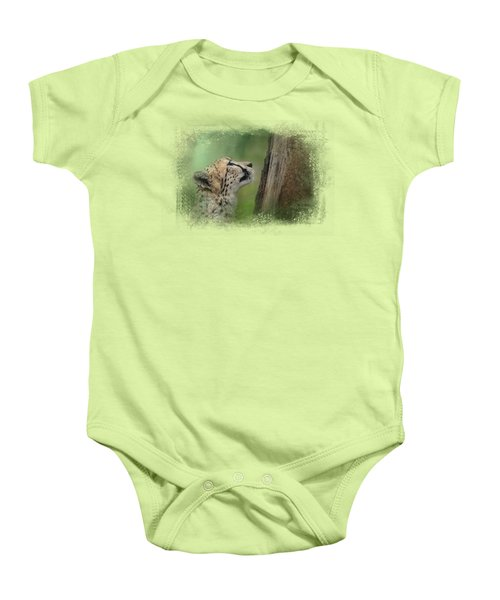 Facing Challenges Baby Onesie