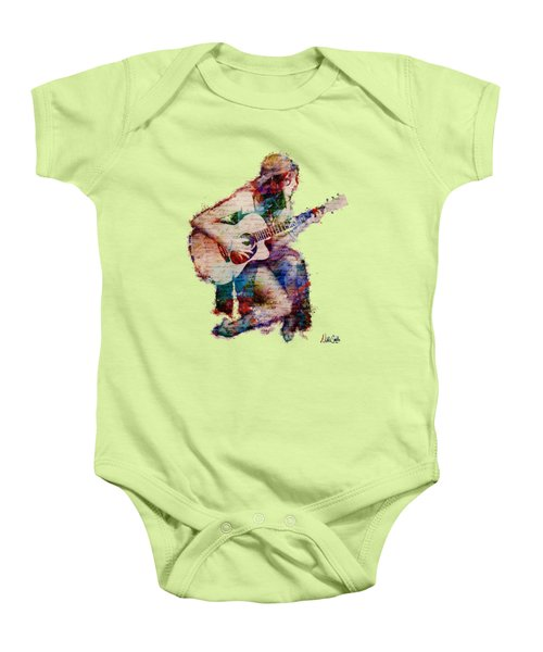Gypsy Serenade Baby Onesie by Nikki Smith