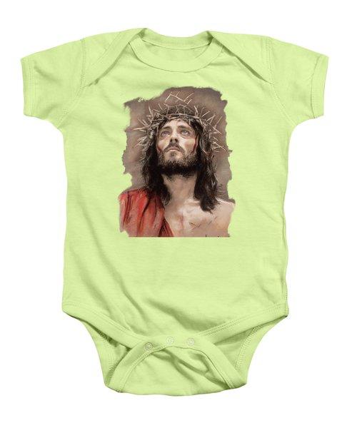 Jesus  Baby Onesie