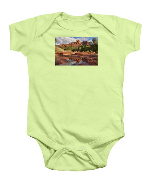 Nature's Cathedral Baby Onesie