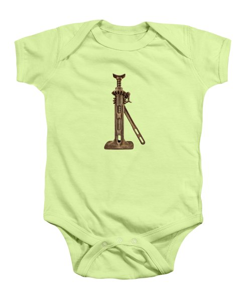 Ratchet And Screw Jack II Baby Onesie