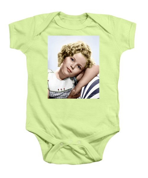Shirley Temple Baby Onesie by Granger