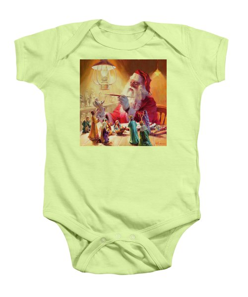 These Gifts Are Better Than Toys Baby Onesie