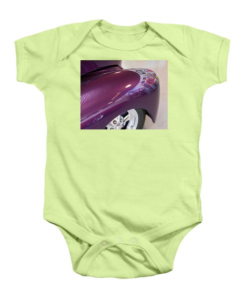 Willy's Fender Baby Onesie