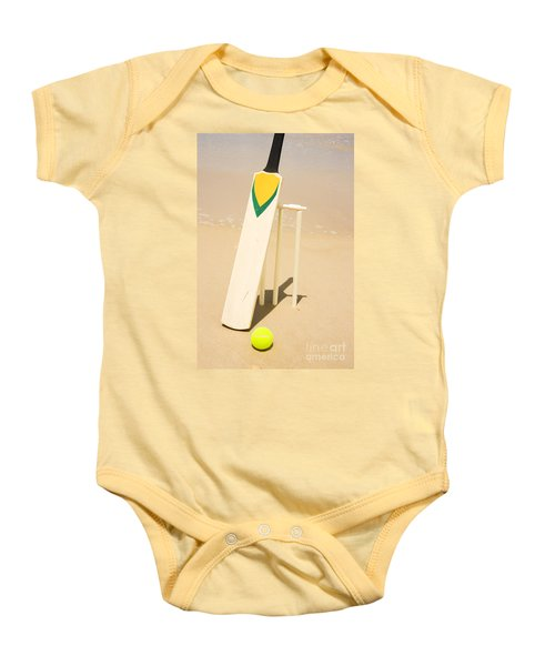 Summer Sport Baby Onesie by Jorgo Photography - Wall Art Gallery