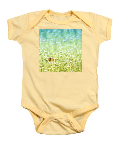 Butterfly Dreams Baby Onesie