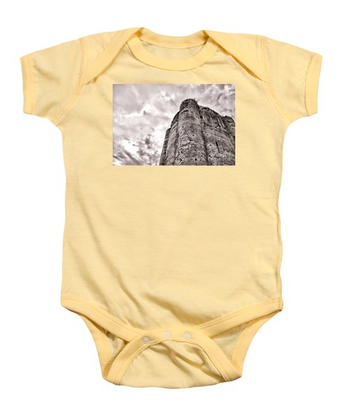The Old Dungeon Baby Onesie