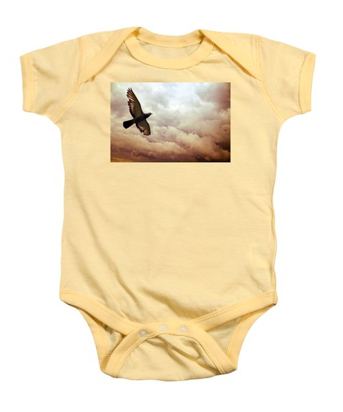 The Pigeon Baby Onesie