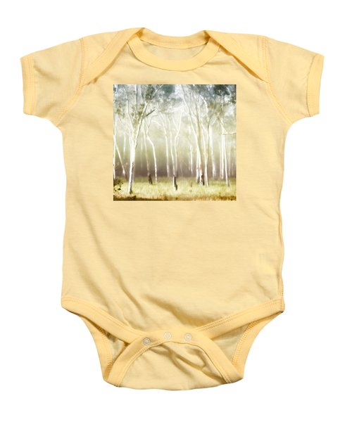 Whisper The Trees Baby Onesie