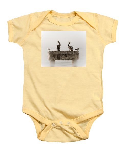 The Comedians Baby Onesie
