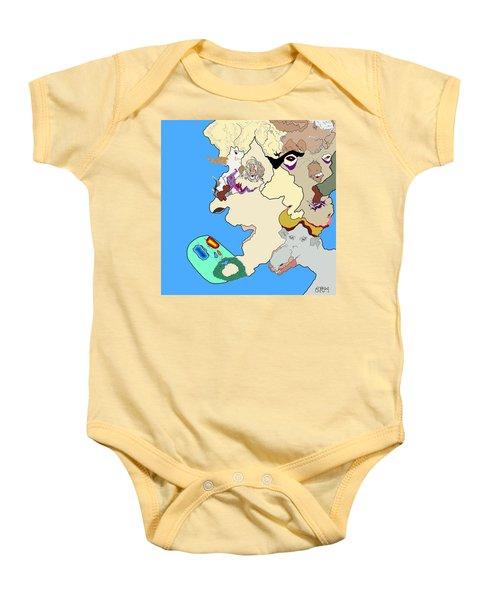 Wysiwyg1v1 Baby Onesie