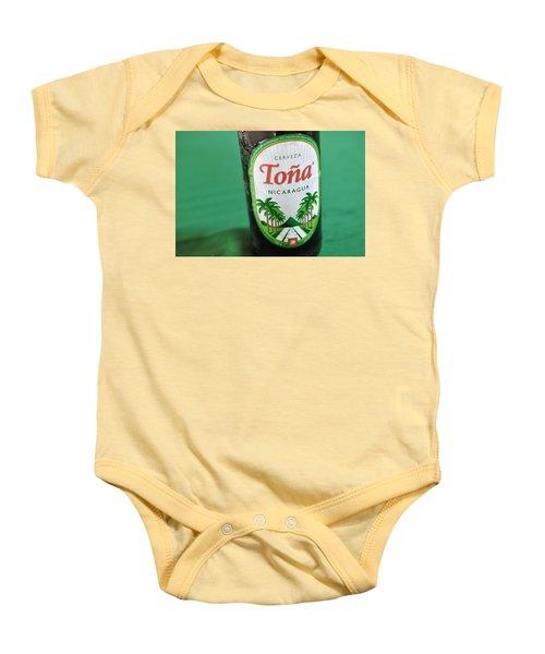Beer Baby Onesie