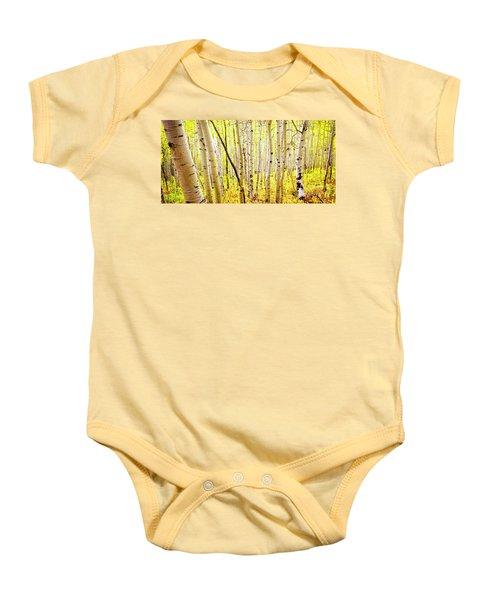 Aspen Grove II Baby Onesie