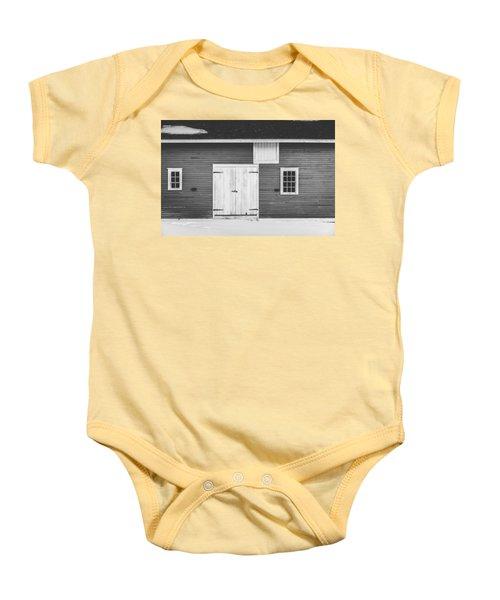 Shaker Village Baby Onesie