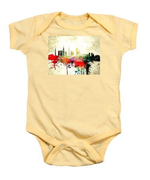 Tokyo Baby Onesie by Daniel Janda