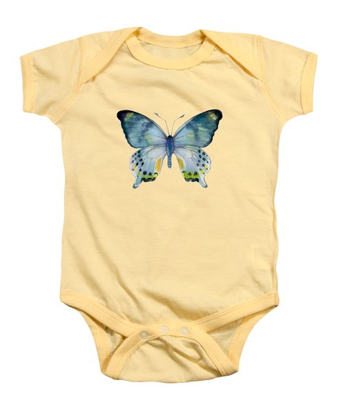 68 Laglaizei Butterfly Baby Onesie by Amy Kirkpatrick