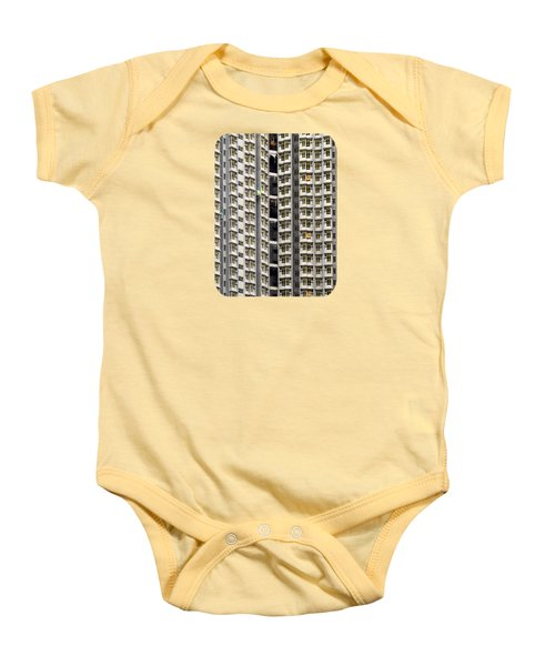 A Work In Progress Baby Onesie by Ethna Gillespie