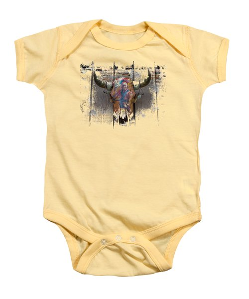 Another Time 2 Baby Onesie by John M Bailey