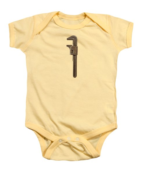 Antique Ford Adjustable Wrench Baby Onesie