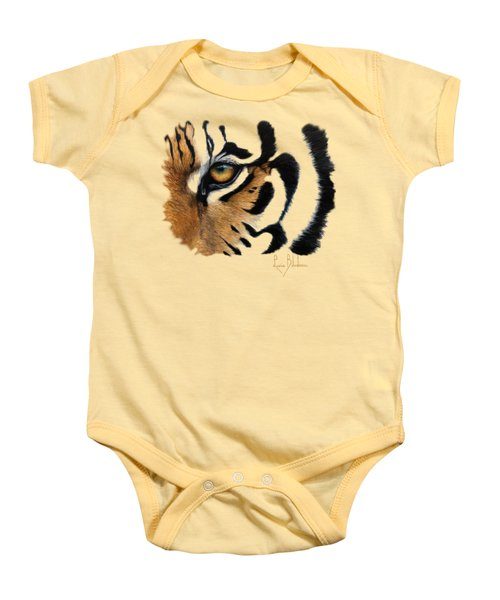 Tiger Eye Baby Onesie