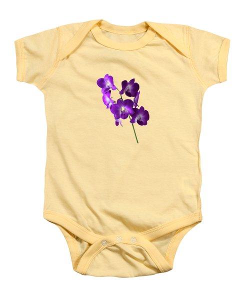 Floral Baby Onesie