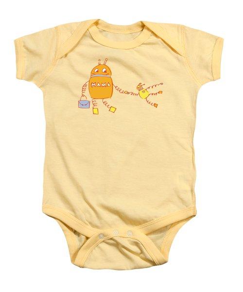 Robomama Baby Onesie