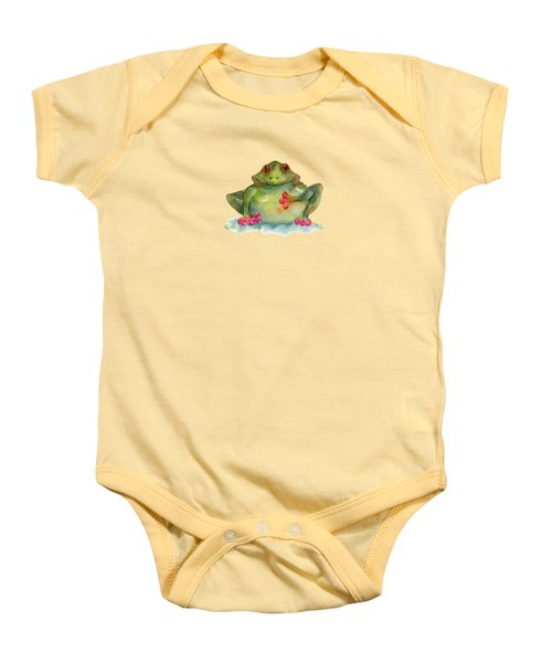 Be Still My Heart Baby Onesie