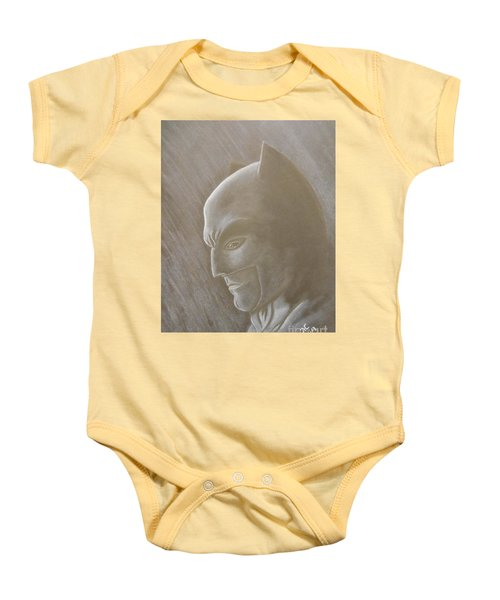 Ben As Batman Baby Onesie