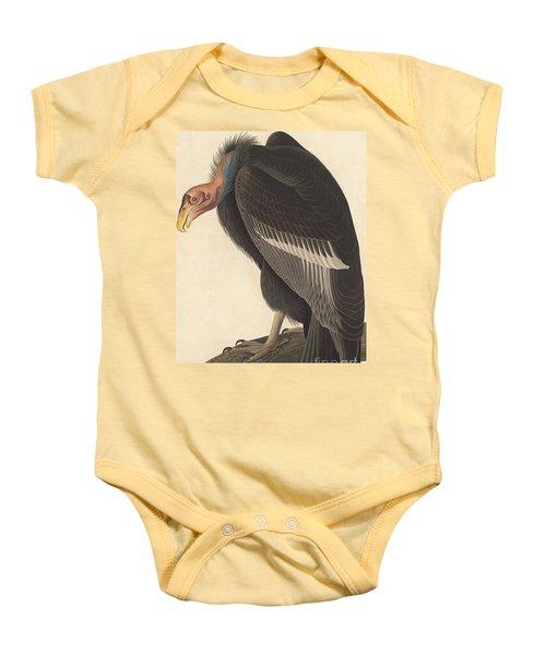Californian Vulture Baby Onesie