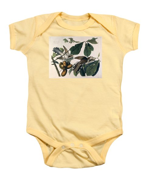 Cuckoo Baby Onesie by John James Audubon