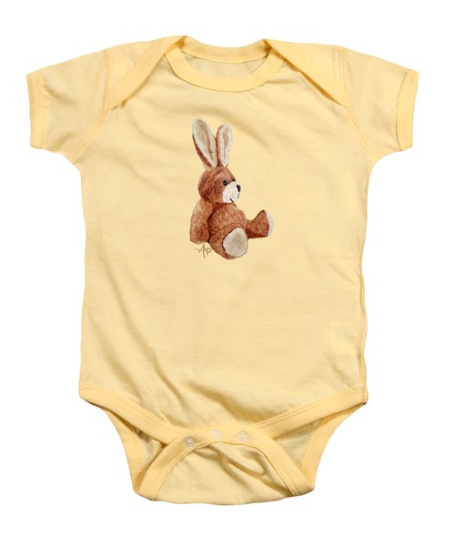 Cuddly Rabbit Baby Onesie