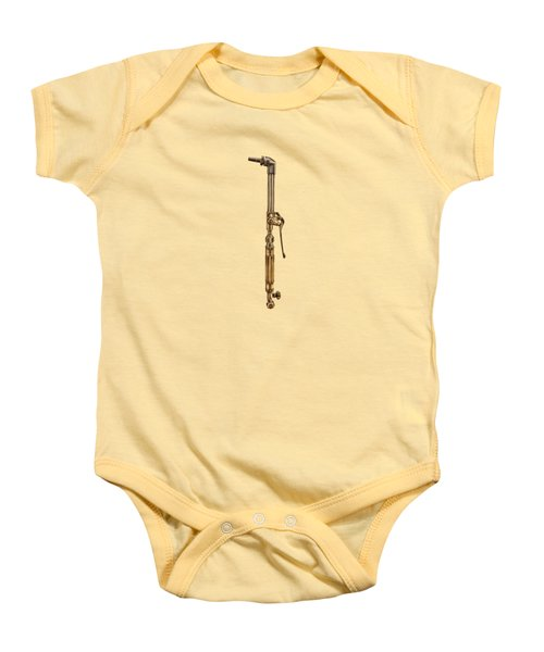 Cutting Torch Baby Onesie