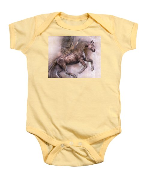 Dark Angel Baby Onesie