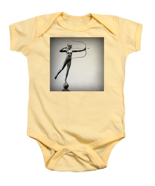 Diana Of The Tower Baby Onesie