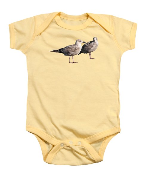 Do You Come Here Often Baby Onesie by Gill Billington