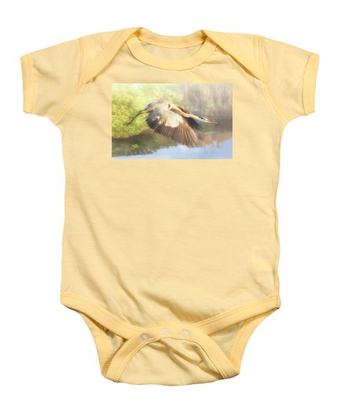 Flight Baby Onesie