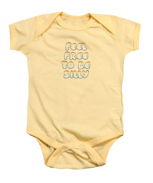 Free To Be Silly Baby Onesie