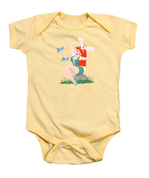 Getting Ready For Spring Baby Onesie