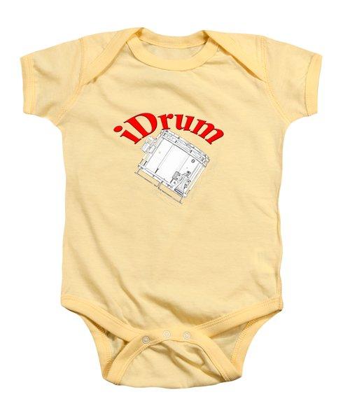 iDrum Baby Onesie
