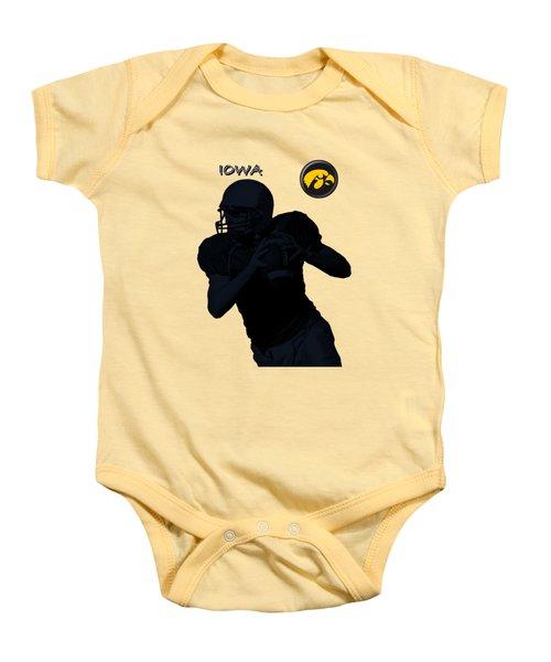 Iowa Football  Baby Onesie